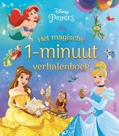 Disney prinses : het magische 1-minuut verhalenboek
