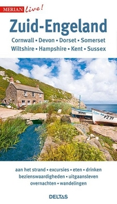 Zuid-Engeland : Cornwall, Devon, Dorset, Somerset, Wiltshire, Hampshire, Kent, Sussex