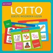 Lotto : eerste woorden lezen