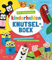 Het allerleukste kinderhelden knutselboek
