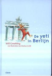 De yeti in Berlijn