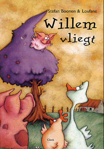 Willem vliegt