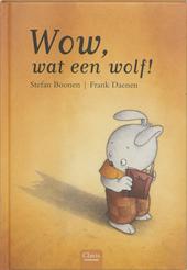 Wow, wat een wolf !