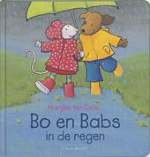 Bo en Babs in de regen