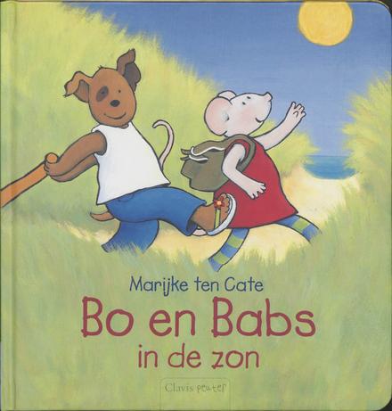 Bo en Babs in de zon