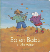 Bo en Babs in de wind