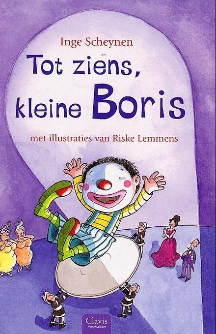 Tot ziens, kleine Boris