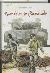 Avondklok in Ramallah