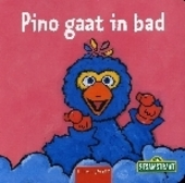 Pino gaat in bad