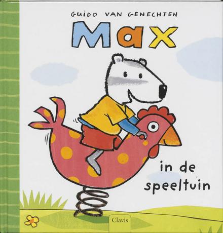 Max in de speeltuin