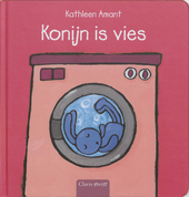 Konijn is vies