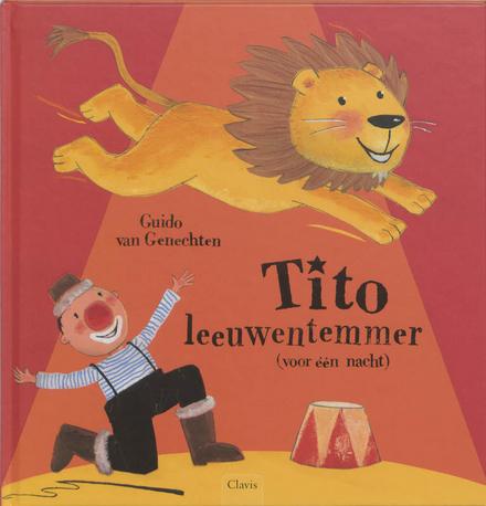 Tito leeuwentemmer (voor één nacht)