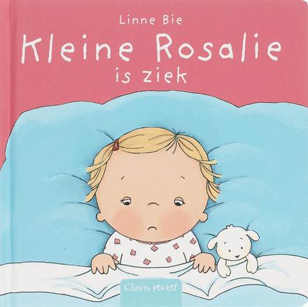 Kleine Rosalie is ziek