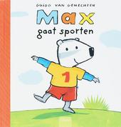 Max gaat sporten
