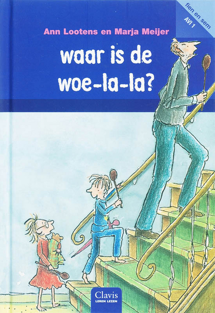 Waar is de woe-la-la?