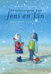 De winterpret van Jens en Lin