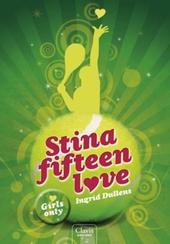 Stina fifteen-love