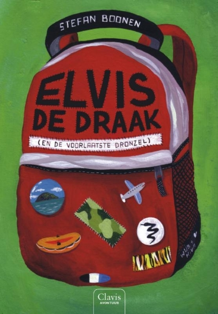 Elvis de draak en de voorlaatste dronzel