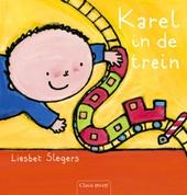 Karel in de trein