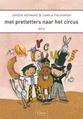 Met pretletters naar het circus