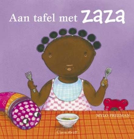 Aan tafel met Zaza