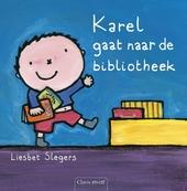 Karel gaat naar de bibliotheek
