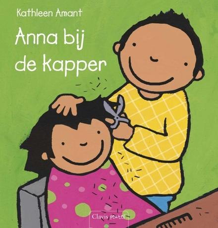 Anna bij de kapper