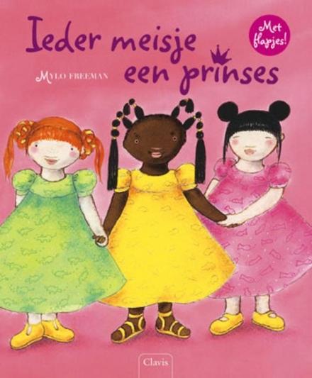 Ieder meisje een prinses