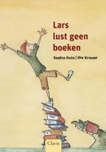 Lars lust geen boeken
