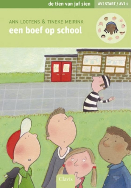 Een boef op school