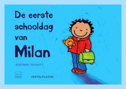 De eerste schooldag van Milan