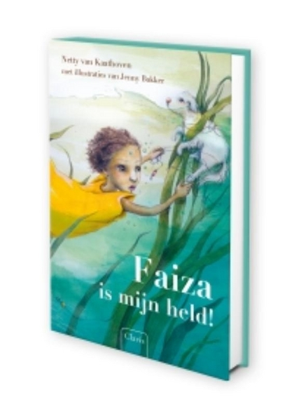 Faiza is mijn held!