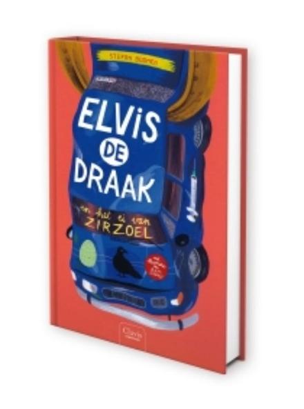 Elvis de draak en het ei van Zirzoel