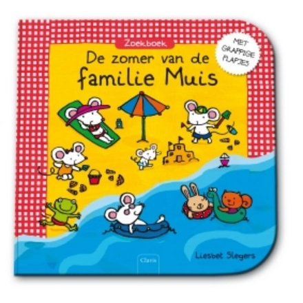 De zomer van de familie Muis