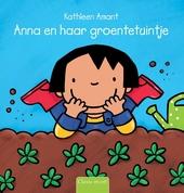 Anna en haar groentetuintje