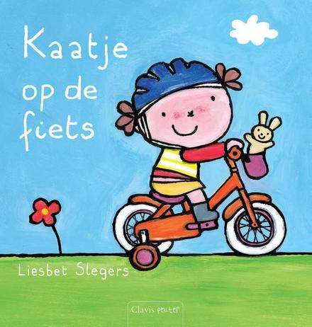 Kaatje op de fiets