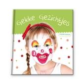 Gekke gezichtjes : grime voor kinderen
