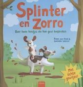 Splinter en Zorro : over twee hondjes die hun geur kwijtraken