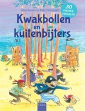 Kwakbollen en kuitenbijters : 30 piratenverhalen