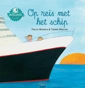 Op reis met het schip