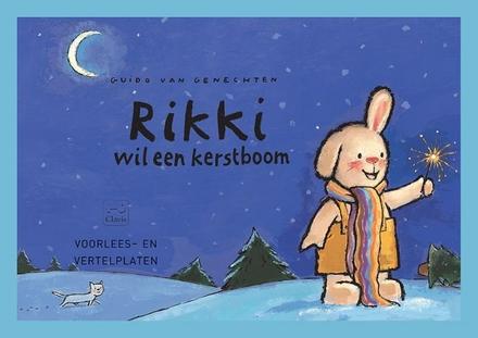 Rikki wil een kerstboom