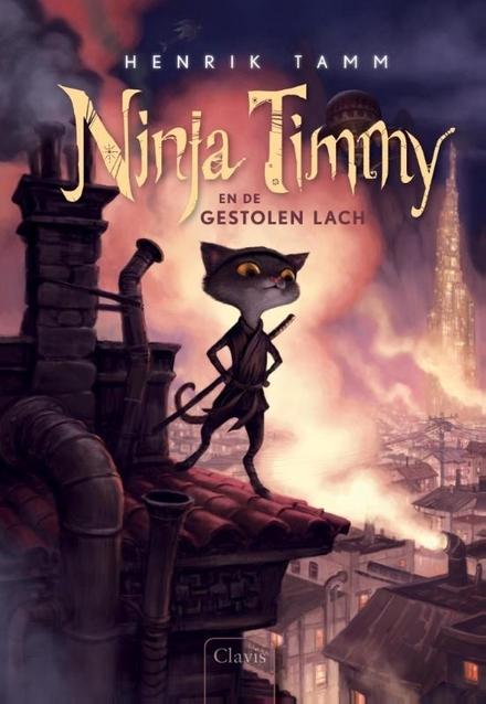 Ninja Timmy en de gestolen lach