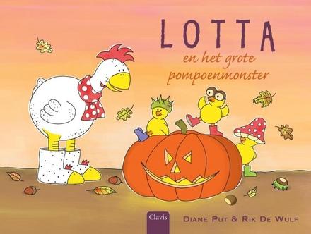 Lotta en het grote pompoenmonster
