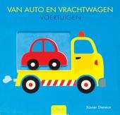 Van auto en vrachtwagen : voertuigen