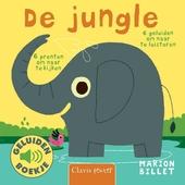 De jungle : 6 geluiden om naar te luisteren, 6 prenten om naar te kijken