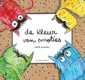 De kleur van emoties : een pop-up boek