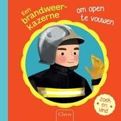 Een brandweerkazerne om open te vouwen