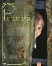 Peter Pan / tekst James Matthew Barrie ; ill. Quentin Gréban ; bewerkt en ingekort door Xavier Deutsch op basis van de Franse vert. door Yvette Métral ; vert. uit het Frans door Kristien Werck.