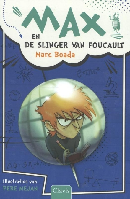 Max en de slinger van Foucault