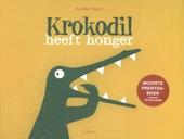 Krokodil heeft honger
